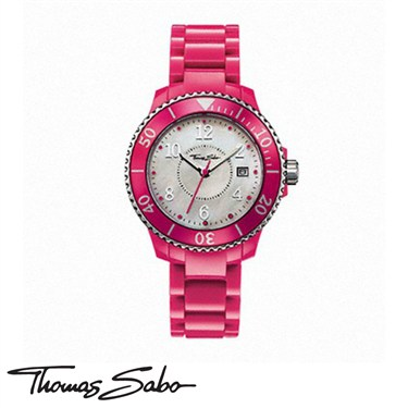 Thomas Sabo Pink It Girl Watch