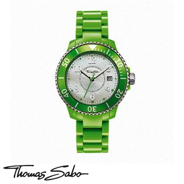 Thomas Sabo Green It Girl Watch