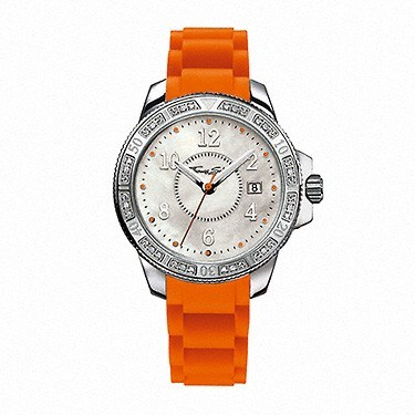 Thomas Sabo Orange It Girl Watch