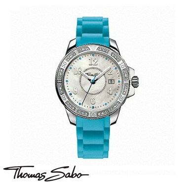 Thomas Sabo Aqua It Girl Watch
