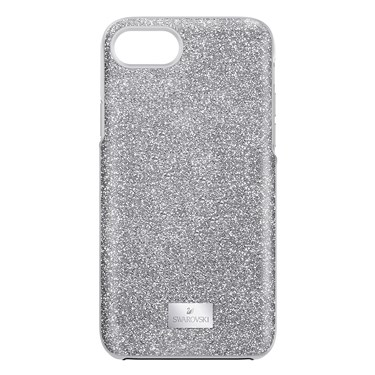 Swarovski Grey High iPhone 7/7S Plus Case  - Click to view larger image