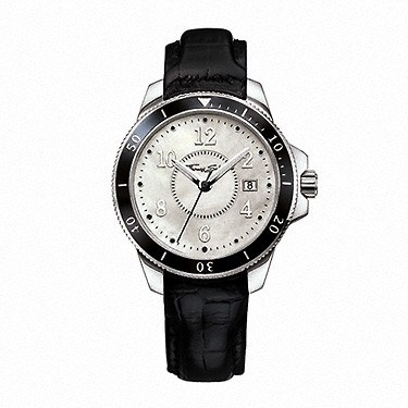 Thomas Sabo Black Alligator It Girl Watch