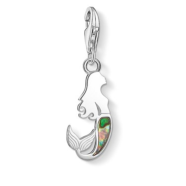 Thomas Sabo Mermaid Charm  - Click to view larger image