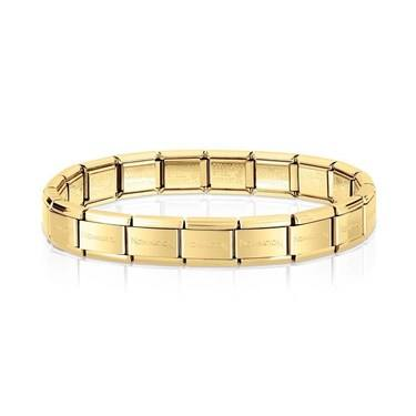 Nomination Classic Gold Base Bracelet  - Click to view larger image