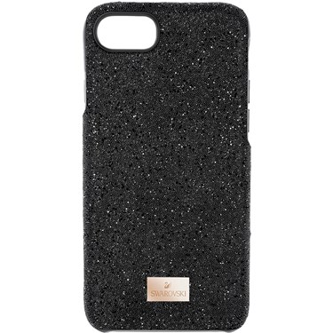 Swarovski Black High iPhone 6/6S/7/8 Case  - Click to view larger image