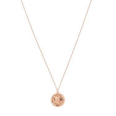 Karma Faith Hope + Love Necklace  - Click to view larger image