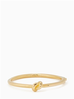 Kate Spade New York Gold Pretzel Bangle   - Click to view larger image