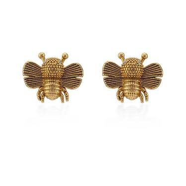 Kate Spade New York Gold Bee Earrings   - Click to view larger image