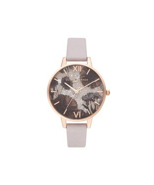 Olivia Burton Celestial Rose Quartz Pink Watch  - Click to view larger image