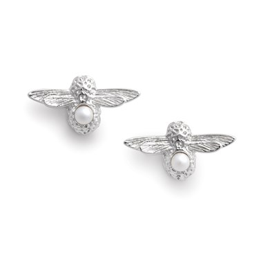 Olivia Burton Celebration Bee June Earrings  - Click to view larger image