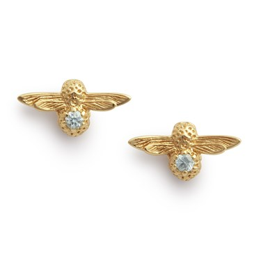 Olivia Burton Celebration Bee March Earrings  - Click to view larger image