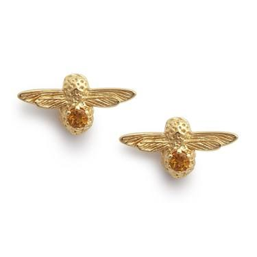Olivia Burton Celebration Bee November Earrings  - Click to view larger image
