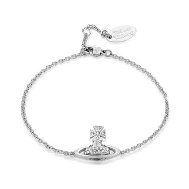 Vivienne Westwood Sorada Bas Relief Bracelet  - Click to view larger image