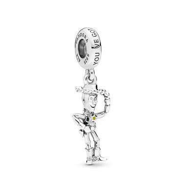 Pandora Disney Pixar Toy Story Woody Charm  - Click to view larger image