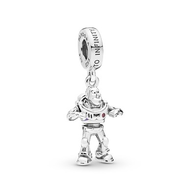 Pandora Disney Pixar Toy Story Buzz Lightyear Charm  - Click to view larger image