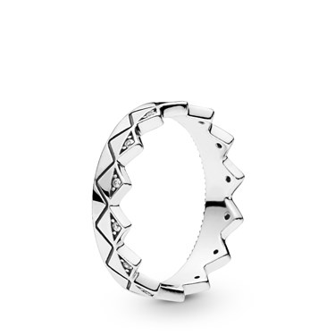 Pandora Exotic Crown Ring  - Click to view larger image