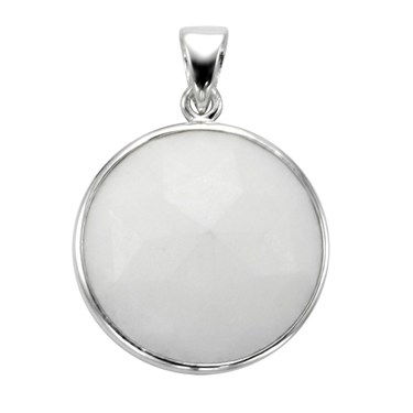 Argento Crystal Pendant Necklace