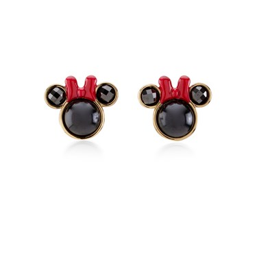 Kate Spade New York Minnie Mouse Stud Earrings  - Click to view larger image