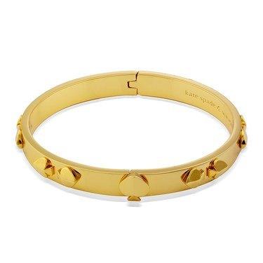 Kate Spade New York Gold Multi Spade Bangle   - Click to view larger image