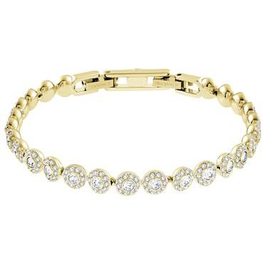 Swarovski Angelic Gold Bracelet   - Click to view larger image