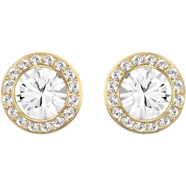 Swarovski Angelic Gold Earrings   - Click to view larger image