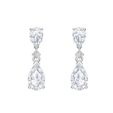 Swarovski Palace Drop Earrings  - Click to view larger image