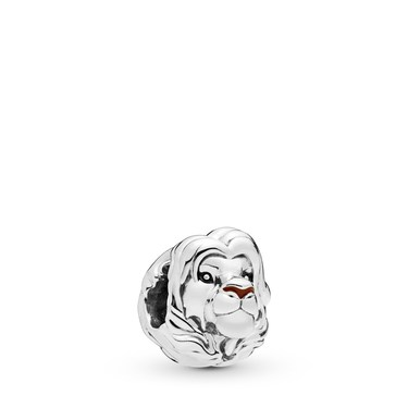 Pandora Disney The Lion King Simba Charm  - Click to view larger image