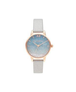Olivia Burton Under The sea Wishing Wave Pearl Watch  - Click to view larger image
