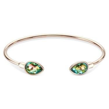 August Woods Rose Gold Ombre Bangle   - Click to view larger image