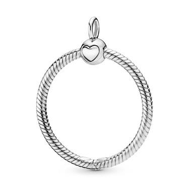 Pandora Medium  Moments O Pendant  - Click to view larger image