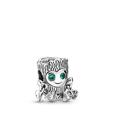 Pandora Sweet Tree Monster Charm  - Click to view larger image