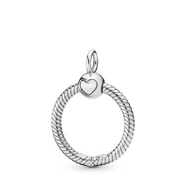 Pandora Small Moments O Pendant  - Click to view larger image