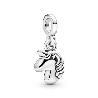 Pandora My Magical Unicorn Charm   - Click to view larger image
