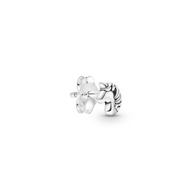 Pandora My Magical Unicorn Single Stud Earring  - Click to view larger image