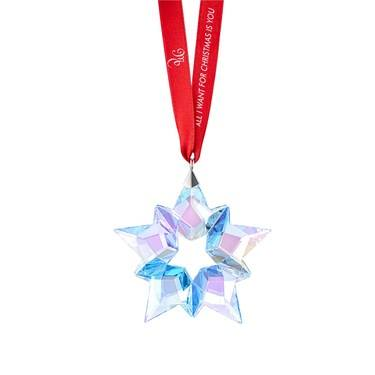 Swarovski 25th Anniversary Christmas Ornament By Mariah Carey   - Click to view larger image