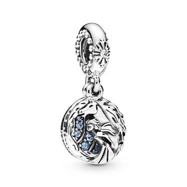 Pandora Disney Frozen Elsa & Nokk Dangle Charm  - Click to view larger image