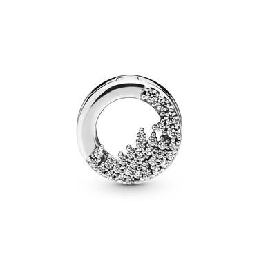 Pandora Sparkling Icicles Clip Charm  - Click to view larger image