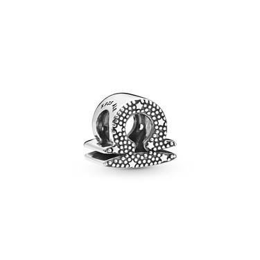 Pandora Sparkling Libra Zodiac Charm  - Click to view larger image