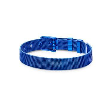 Karma Blue Charm Band  - Click to view larger image