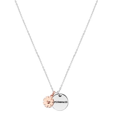 Karma Bridesmaid Necklace  - Click to view larger image