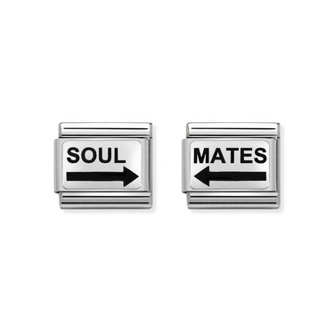 Nomination Soul Mates Charm Set  - Click to view larger image