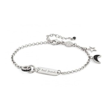 Nomination EasyChic Silver Best Friends Bracelet   - Click to view larger image