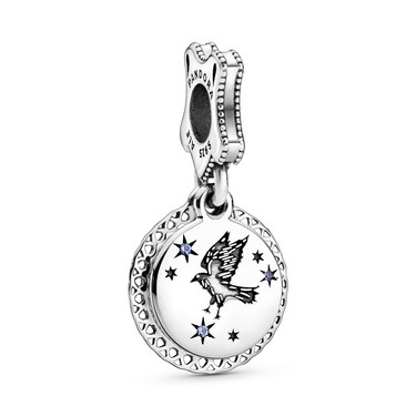 Pandora Harry Potter Ravenclaw Dangle Charm  - Click to view larger image