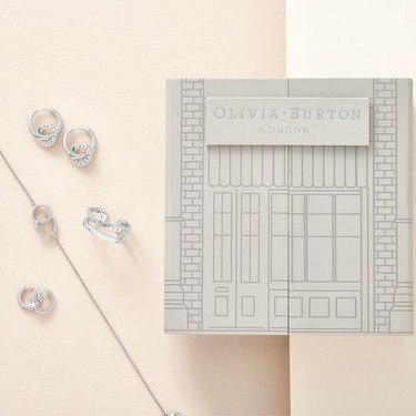 Olivia Burton House Of Classics Silver Set   - Click to view larger image