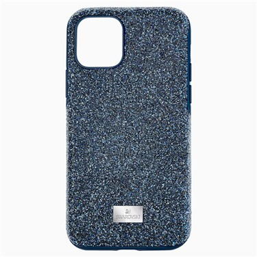 Swarovski High Blue iPhone 11 Pro Case  - Click to view larger image