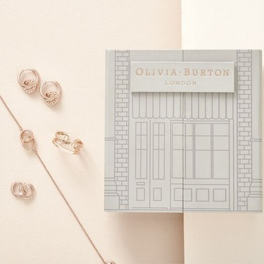 Olivia Burton House Of Classics Rose Gold Set   - Click to view larger image