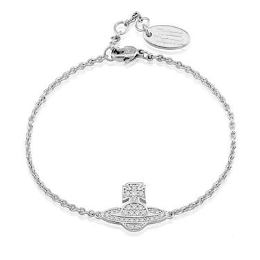 Vivienne Westwood Romina Crystal Bracelet  - Click to view larger image