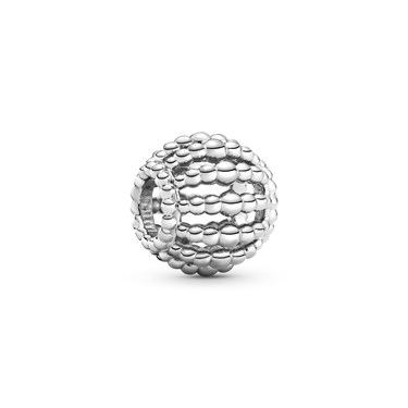 Pandora Beaded Openwork Charm   - Click to view larger image