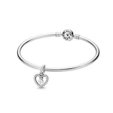 Pandora April Birthstone Gift Set  - Click to view larger image
