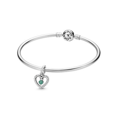 Pandora May Birthstone Gift Set  - Click to view larger image